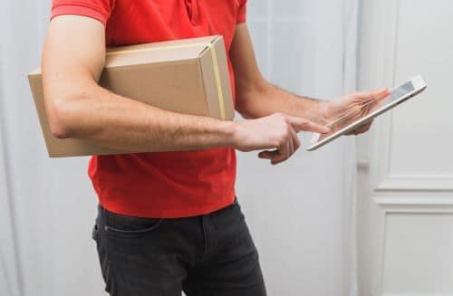 bijverdienen in de bijstand als postbezorger