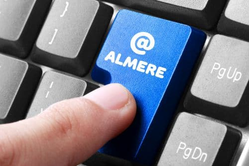 mail naar sociale dienst almere