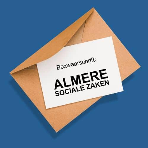 ontvang waar je recht op hebt van Almere sociale zaken
