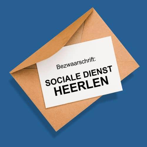 ontvang waar je recht op hebt van de sociale dienst Heerlen