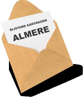 bijstand aanvragen Almere